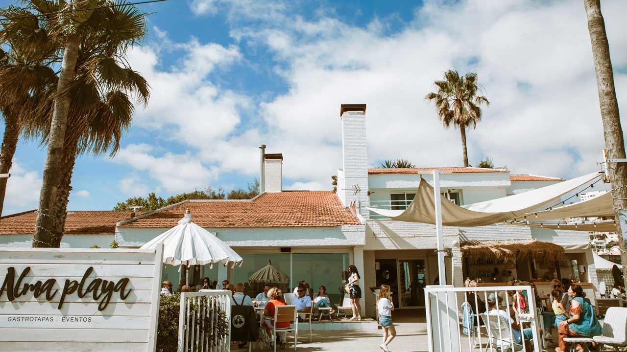 Restaurante Alma Playa