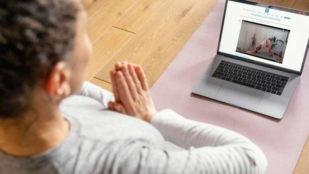 Clase Yoga Gratis Online · Yoga & Mar | Actividades