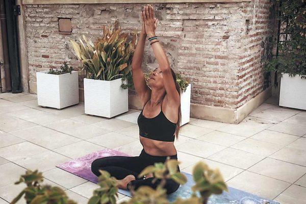 Arte y Yoga desde el Museo Carmen Thyssen