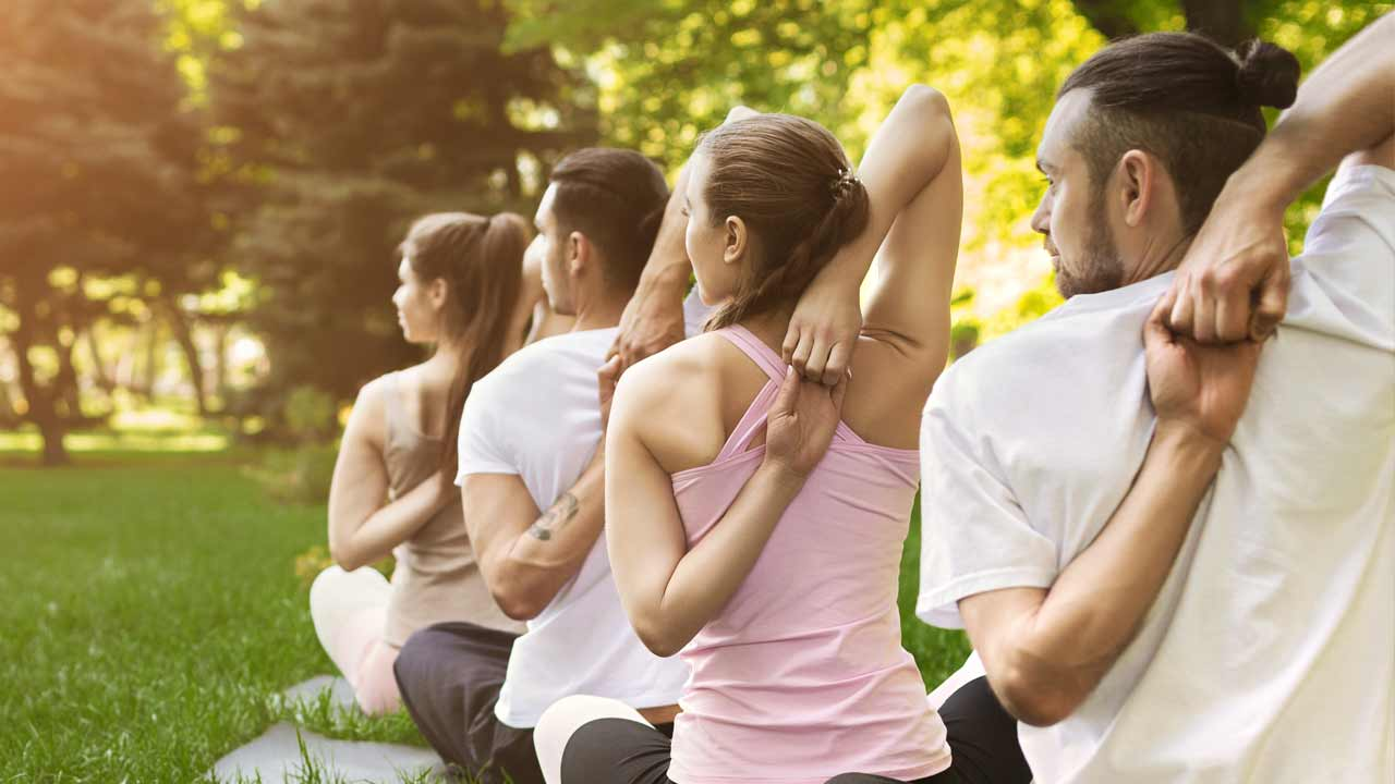 Programas para todos · Yoga & Mar | Yoga para Todos
